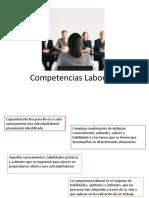 5. Competencias Laborales