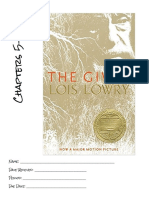 the giver  week 2 booklet - google docs