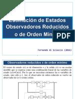 Clase09b Observadores de Orden Reducido