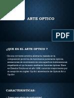 El Arte Optico