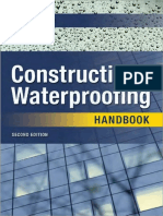 Construction Waterproofing Handbook Kubal