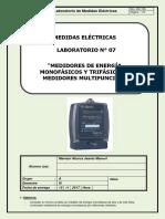 Lab07 METROLOGIA ELECTRICA