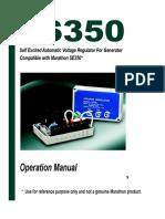 SS350 Manual