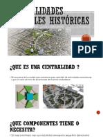 Centralidades barriales históricas