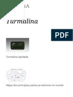 Turmalina – Wikipédia, A Enciclopédia Livre