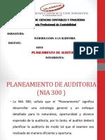 Exposicion(Nia -Planeamiento de Auditoria)