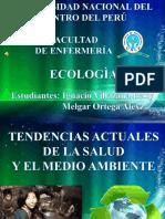 Tendencias Actuales en La Salud y El Medio Ambiente