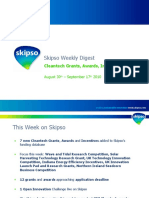 Cleantech Grants, Awards, Incentives - Weekly Update (Sep 17th, 2010)