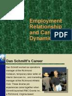 Employment Relationship and Career Dynamics-OB 18Visit Us @ Management.umakant.info