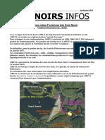 La position du Collectif des Bois Noirs