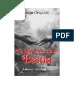 Jonaira Campagnuolo - Serie Oráculos (Introducción) 00 - El lamento de la Bestia