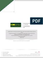 LA PRÁCTICA DOCENTE Y EL DESARROLLO DE HABILIDADES INTELECTUALES EN LA FORMACIÓN PROFESIONAL POR COMPETENCIAS