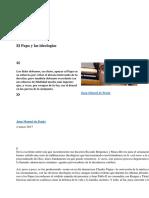 Juan Manuel de Prada. El Papa y las ideologías.docx