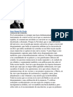 Juan Manuel de Prada. Regalos