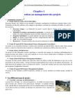 Chapitre 1 Introduction Au Management Des Projets (1)