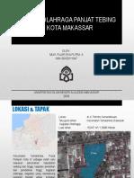 Wahana Olahraga Panjat Tebing Di Kota Makassar