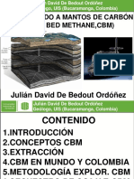 Coal Bed Metane Gas