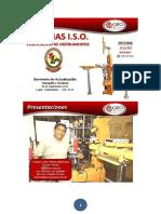 NORMAS ISO CalibraciónInstrumentos