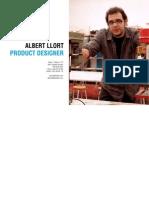 Albert Llort - Product Designer - Portfolio