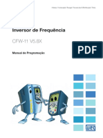 WEG Cfw11 Manual de Programacao 10004273562 5.8x Manual Portugues Br