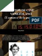 Diego Ricol - Cortos de Cine Venezolano, El Comienzo de La Grandeza
