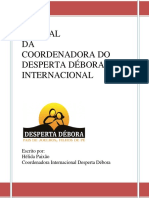 Novo Manual Do Desperta Debora 2017