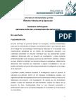 Programa - Metodologia de La Investigacion Educativa. Sanjurjo-Porta