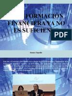 Nestor Chayelle - La Información Financiera Ya No Es Suficiente