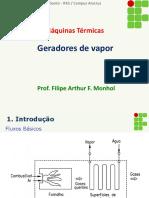 430978-1 - Geradores de Vapor - Técnico