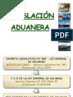 A Viiiª Sesion Marco Gfeneral de Aduanas y Rr. Aduaneros Definitivos