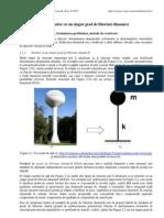 curs02_dsis Dinamica structurilor şi inginerie seismică
