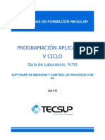 Lab 03 Software de Adquisición de Datos y Control de Procesos Con PC.
