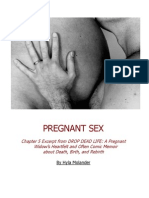 Pregnant Sex (Drop Dead Life Chapter 5 Memoir Excerpt) by Hyla Molander
