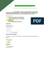 Examen Final Seminario de Actualizacion i Psicologia
