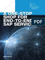 SAP Overview Brochure