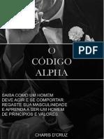 Charis D'Cruz - O Código Alpha
