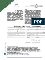 Formato Programa Asignatura 2018-1 (Agroindustria de F H)