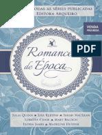 Romances de Epoca Arqueiro
