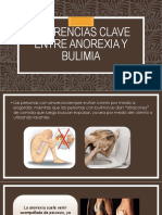 Diferencias Clave Entre Anorexia y Bulimia