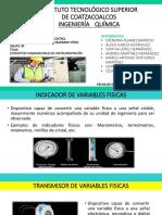 Exposición Instrumentación y Control