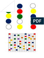 Colores y Plastilina Atencion