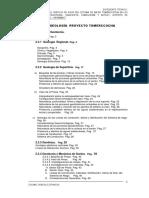 Informe Geología y Geotécnia