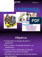 Diapositivas Pasivo y Patrimonio