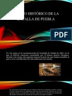 Relato Histórico de La Batalla de Puebla