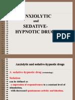 Sedative Hypnotics (2)
