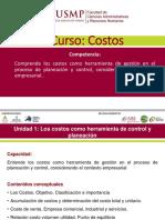 1ra sesiòn costos 2017 -II