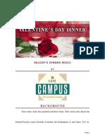 Contoh Proposal Valentine(1)