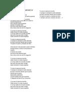 Letra de Rio Roma