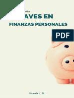 7 Claves en Finanzas Personales - Sandro m