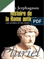 Jerphagnon Lucien - Histoire de La Rome Antique (2010)